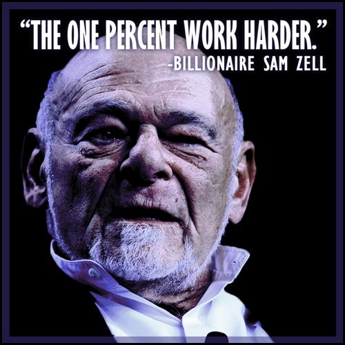 SAM ZELL- Facebook version